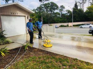 Bradenton FL pressure cleaning