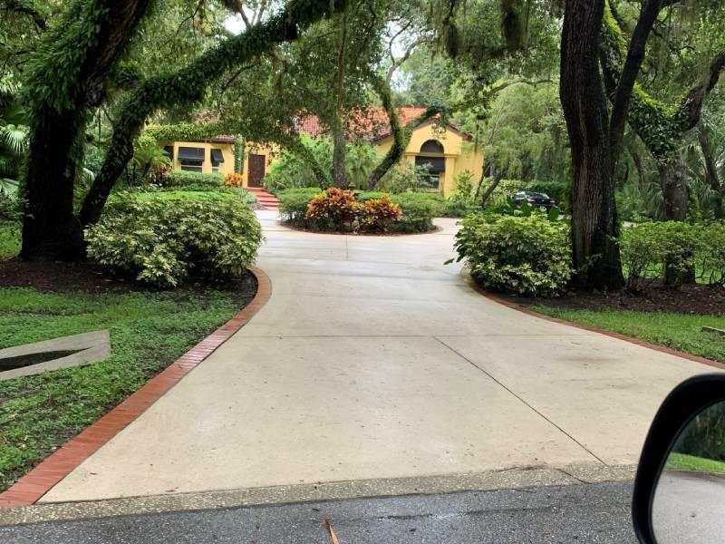 Driveway Cleaning Sarasota FL