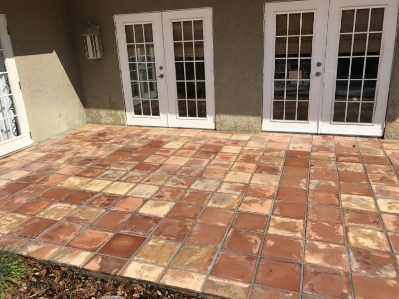 Deck and Patio Cleaning Sarasota FL